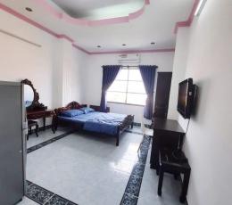 Mặt tiền Nguyễn Thái Bình thang máy 8 tầng 14 phòng CHDV thu nhập khủng
